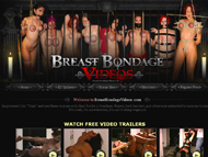 Breast Bondage Videos